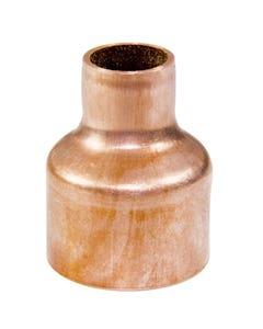 Reduccion Campana Cobre 13-10mm 1/2 X 3/8 Gen