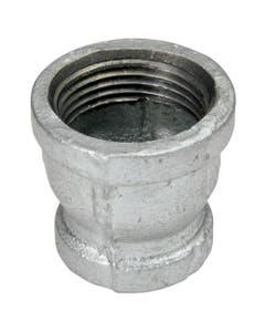 Reduccion Campana Galvanizado Ced 40 25-13mm 1 X 1/2 Arxflux