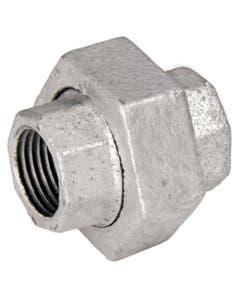 Tuerca Union Galvanizada Ced 40 25mm 1 Arxflux