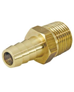 Niple Terminal C/espiga Laton 10mm 3/8 Bronce Cip