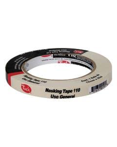 Cinta Masking Tape 13mm 1/2 X 50mts 110 Tuk