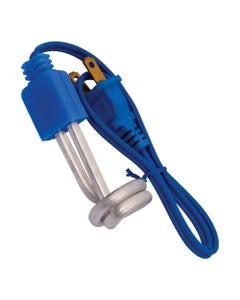 Calentador Electrico Tubular De Aluminio P/agua #espiral Mini P/1lts 400w