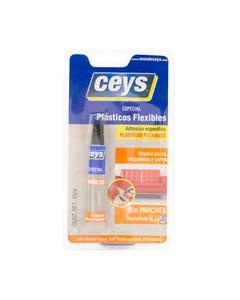 Pegamento De Contacto P/plasticos Flexibles 15mls 1012 Ceys