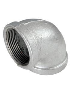Codo 90 Galvanizado 38mm 1 1/2 Arxflux