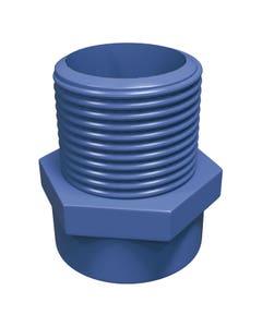 Adaptador Rca Ext Cpvc 19mm 3/4 Flowguard Azul 2030682