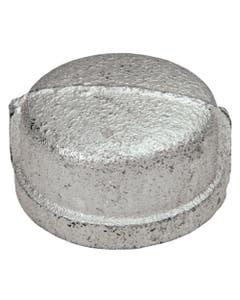 Tapon Capa Galvanizado Ced 40 64mm 2 1/2 Arxflux