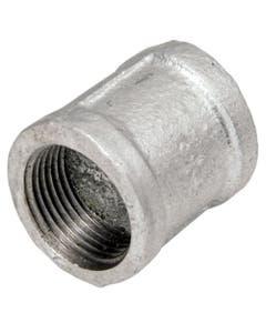 Cople Reforzado Galvanizado Ced 40 25mm 1 Arxflux