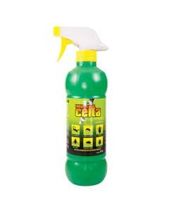 Insecticida Liquido 475ml Insecticelta Con Atomizador Fru Y Veu